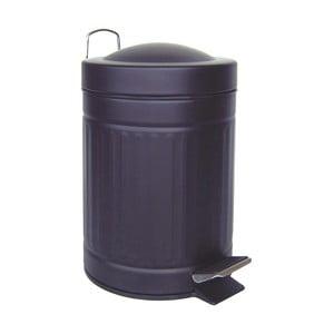 Kosz na śmieci z pedałem Bin Black