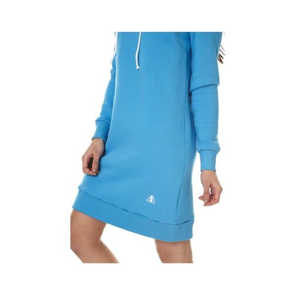 Domowa długa bluza Streetfly Blue, L