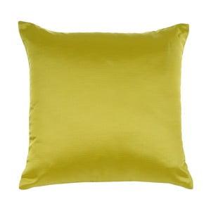 Żółta poszewka żakardowa na poduszkę Apolena Bon Cha, 43x43 cm