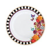 Talerz porcelanowy Melli Mello Stripe, 21 cm
