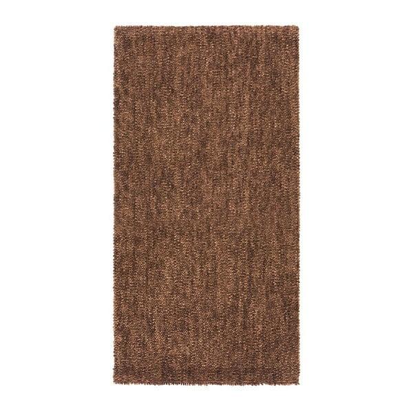 Dywan wełniany Tatoo 110 Marron, 60x120 cm