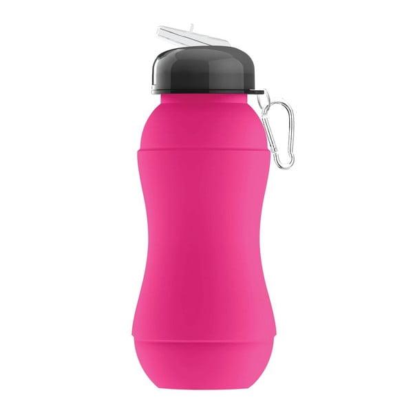 Rewolucyjna butelka Sili-Squeeze, różowa, 700 ml