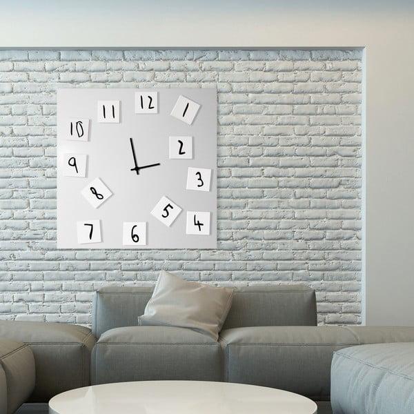 Zegar ścienny Changing Clock, 80x80 cm