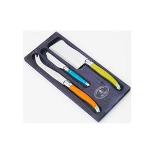 Zestaw 3 noży do serów Jean Dubost Trendy