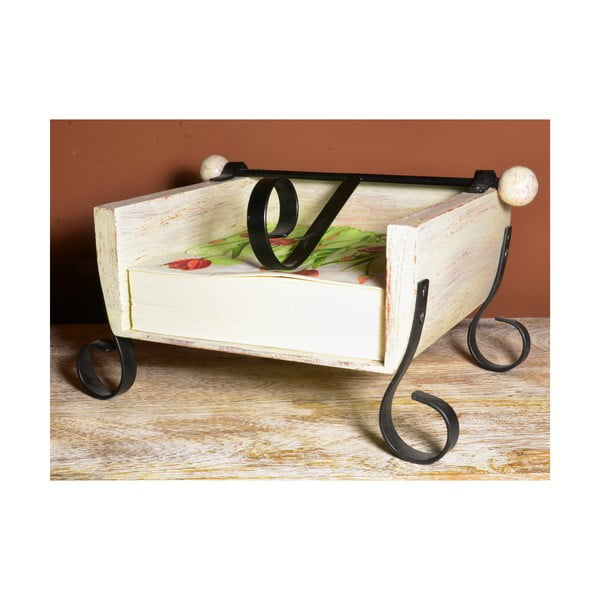 Serwetnik White Box