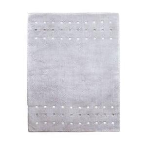 Dywanik łazienkowy Quatro Silver, 75x100 cm