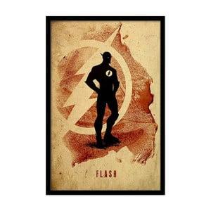 Plakat Vintage Flash, 35x30 cm