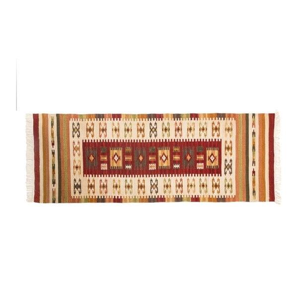 Dywan ręcznie tkany Kilim Dalush 303, 180x65 cm