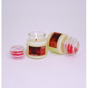 Świeczka zapachowa THD Fragnances, nuta orientu