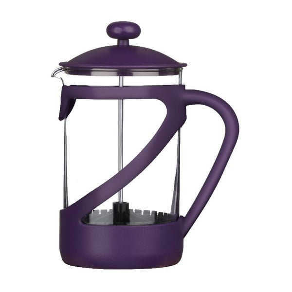 French press Cafetiere Purple, 850 ml