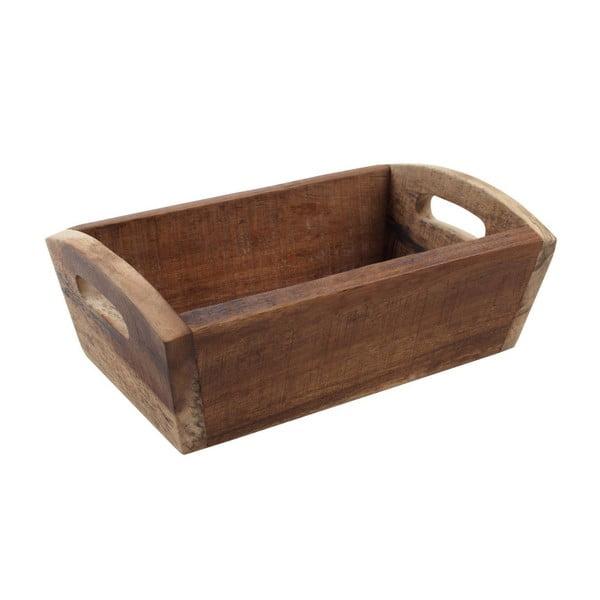 Pojemnik z drewna akacjowego T&G Woodware Nordic Natural Deep