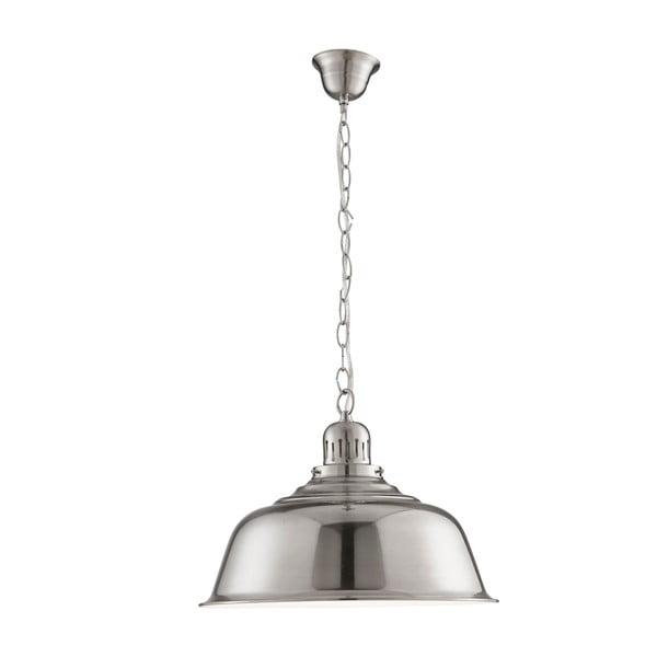 Lampa wisząca Searchlight, srebrna
