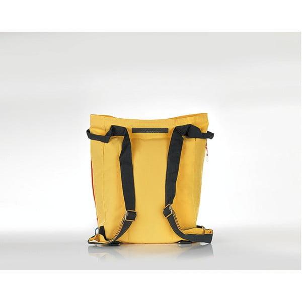 Torba plażowa Tane Kopu Yellow, 28 l