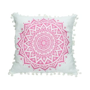 Poszewka na poduszkę Fabric Pink, 40x40 cm