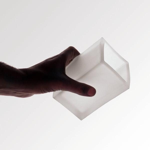 Niezniszczalny wazon Ivasi Medium, żólty