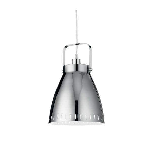 Lampa wisząca Crido Industrial One Chrome