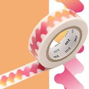 Taśma dekoracyjna washi MT Masking Tape Zanette, dł.10m