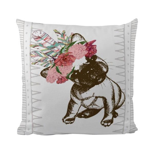 Poduszka Butter Kings Boho Dog, 50x50 cm