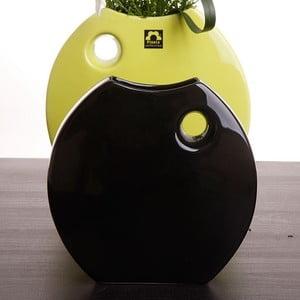 Wazon Arros 18 cm, zielony