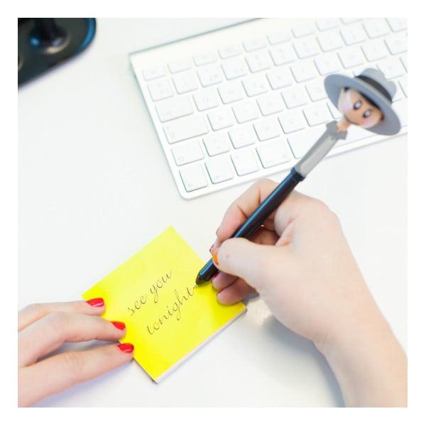 Biurowy stojak z bloczkiem i 2 ołówkami Vigar Duo