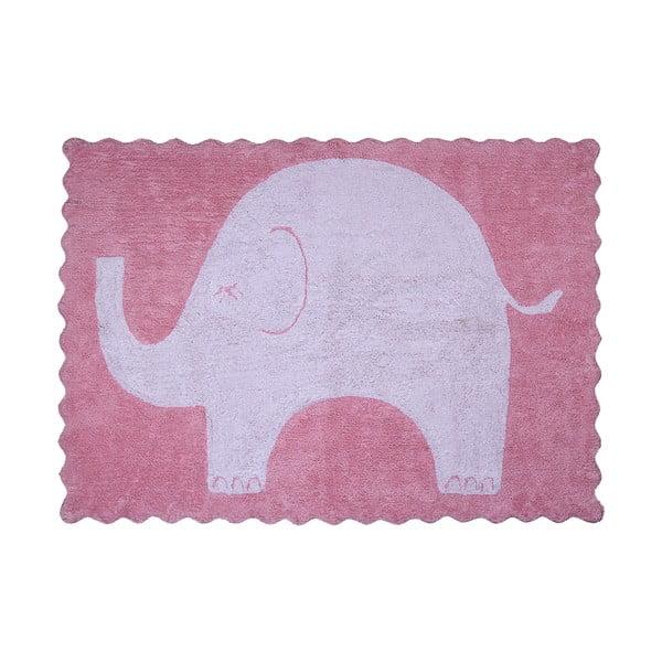 Dywan Elefantito Rosa 160x120 cm