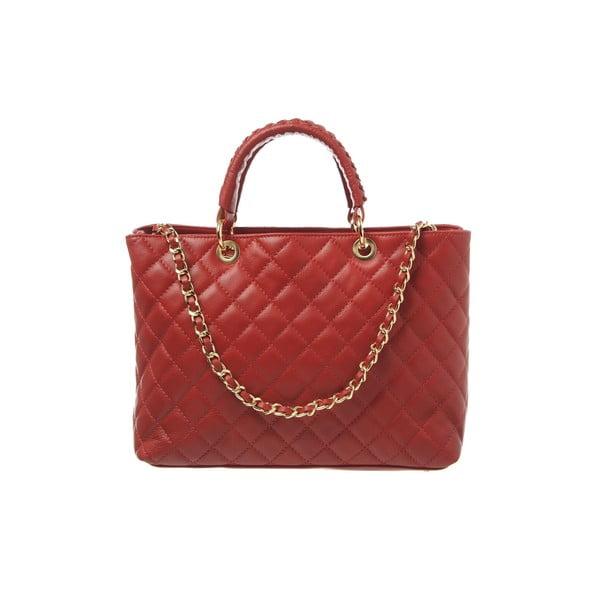 Skórzana torebka Coco Bag Red