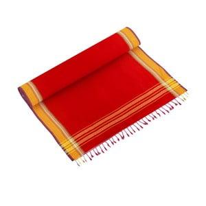 Ręcznik Sevgi Orange, 100x178 cm