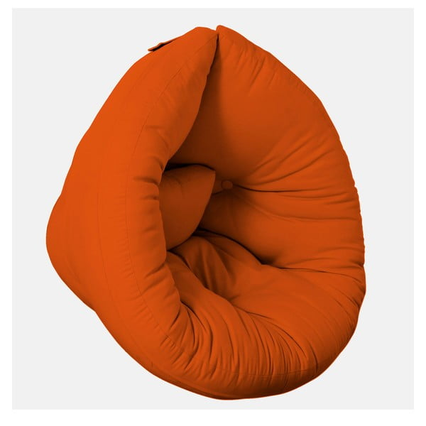 Fotel dziecięcy Karup Baby Nest Orange