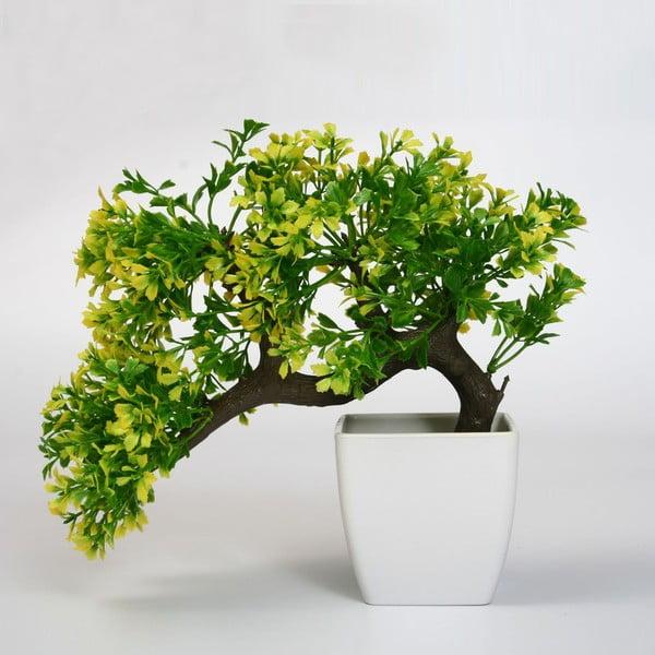 Sztuczna roślina w doniczce Bonsai Verde