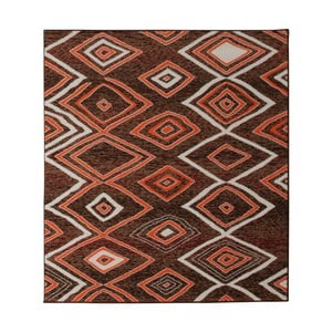 Dywan Hanse Home Prime Pile Chaos Brown, 60 x 110 cm