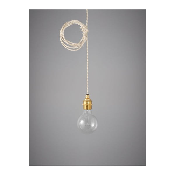 Kabel Brass Ivory Cream