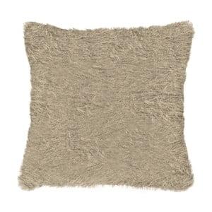 Beżowa poduszka ZicZac Arriva, 45x45 cm