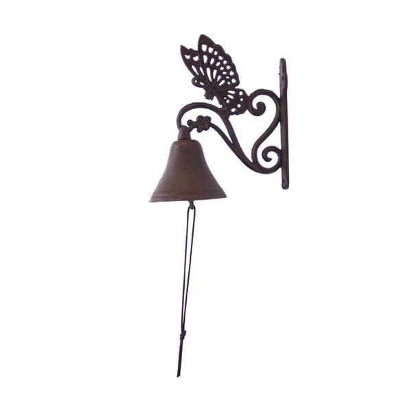 Dekoracyjny dzwonek do drzwi Antic Line Butterfly Joy