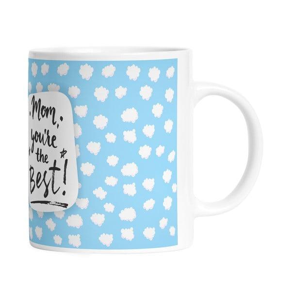 Kubek ceramiczny Best Mom, 330 ml