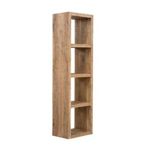 Półka z drewna akacjowego SOB Regal