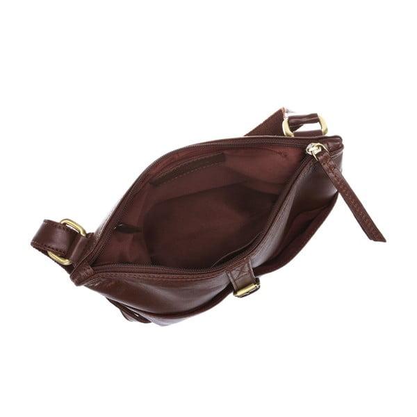 Damska torebka skórzana Odella Cognac