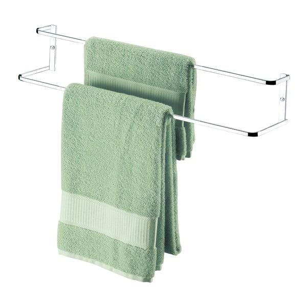 Podwójny wieszak na ręczniki Future Fine Line,60 cm