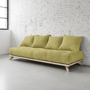 Sofa Senza Natural/Avocado Green