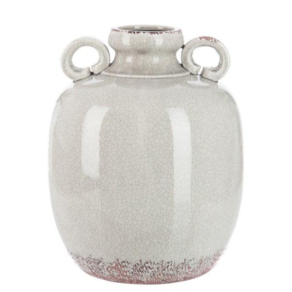 Waza ceramiczna Light Grey, 37 cm
