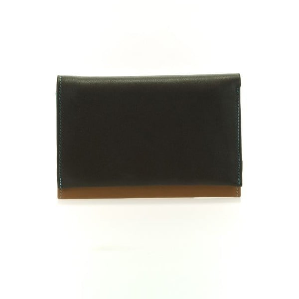 Portfel i etui na karty kredytowe Brown/Blue