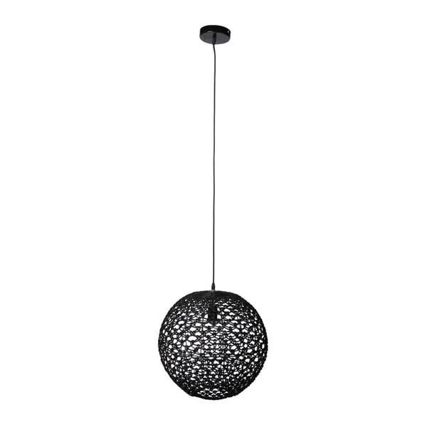 Lampa sufitowa Osier Black, 43x45,5 cm