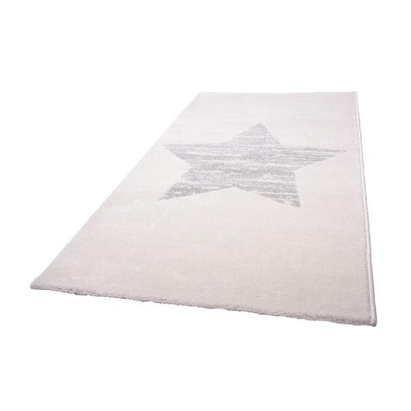 Kremowy dywan dziecięcy Nattiot Lucero, 80x150 cm