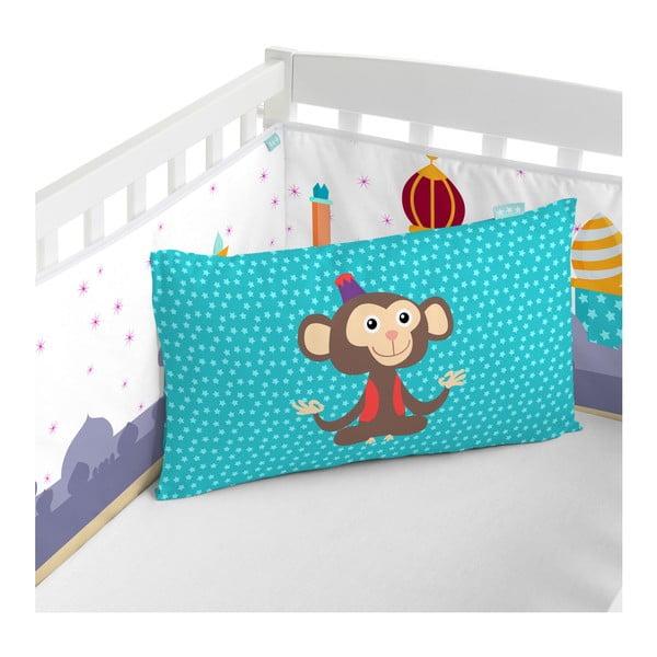 Ochraniacz do łóżeczka Aladdin, 70x70x70 cm