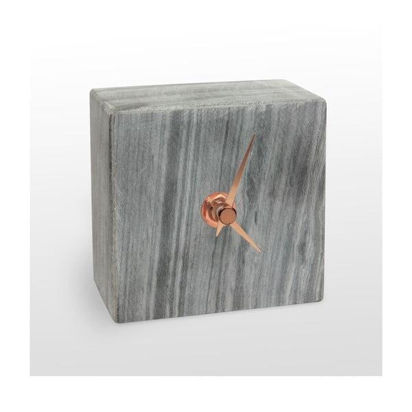 Marmurowy zegar Rock Clock