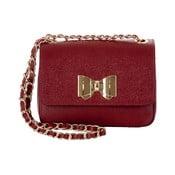 Skórzana torebka Andrea Cardone 2020 Ruby Red