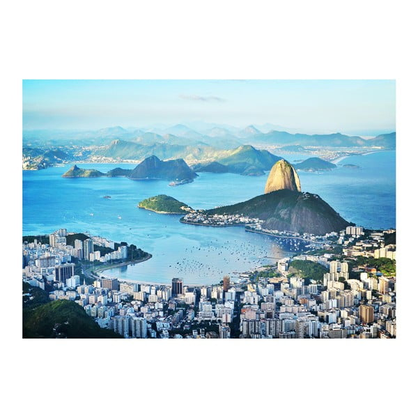 Wielkoformatowa tapeta Rio de Janeiro, 366x254 cm