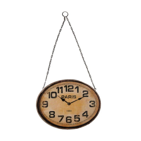 Zegar Hanging Spirit, 41x31 cm