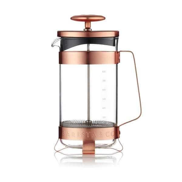 French press w kolorze miedzi Barista & Co, 1 l