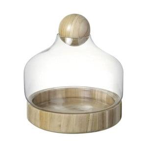 Terrarium Wood Ball, 31x27 cm