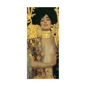 Reprodukcja obrazu Gustava Klimta Judith, 70x30 cm
